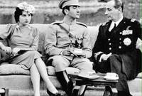 وقعت أزمة دبلوماسية بين مصر وإيران بسبب هذا الطلاق بعد إصرار شقيقها الملك فاروق على الطلاق ورفضه عودتها إلى إيران