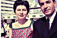 وفي عام 1958 تم إعلان طلاق الشاه من الإمبراطورة ثريا بعد رفضها فكرة زواجه من أخرى لإنجاب وريث للعرش