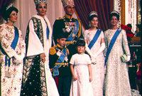 تزوج منها الشاه رضا بهلوي في حفل زفاف كبير