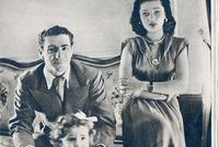 ولدت عام 1940 في طهران وانتقلت للعيش في سويسرا بعد عزل والدها