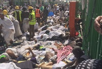 توفي في الحادث 769 حاج وأصيب 694 آخرين في ثاني أكبر عدد وفيات في موسم الحج
