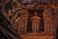 تُعد البتراء اليوم، رمزًا للأردن، وأكثر الأماكن جذبًا للسياح على مستوى المملكة