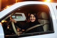 سُمح للنساء السعوديات بقيادة السيارات لأول مرة في يونيو 2018