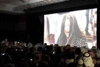 كما تم مراعاة الأفلام التي سيتم عرضها بحيث تتسق مع آداب المجتمع السعودي