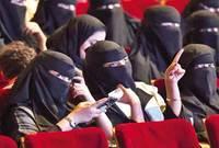 وتم عمل دار سينما مخصصة تراعي الآداب العامة والتقاليد للمجتمع السعودي