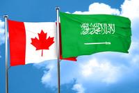 وردت المملكة بأن كندا تقدم معلومات غير صحيحة أو دقيقة وأنها تعتبر ذلك تدخلًا واضحًا وصريحًا في شئونها الداخلية