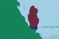 ومن بين الأحداث التي شغلت الرأي العام السعودي هو طرح مشروع قناة سلوى