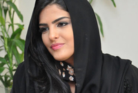 حازت على لقب أشهر امرأة عربية وكذلك أشهر امرأة وأميرة سعودية وعربية في عدد من الاستفتاءات العالمية حيث تجاوزت شهرتها الوطن العربي إلى كونها شخصية عالمية