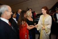 لها دور فعال في العمل الخيري بشكل بارز على المستويين المغربي والعربي