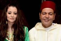 """الأميرة لالة أم كلثوم بوفارس،  تزوّجها الأمير """"مولاي رشيد"""" شقيق الملك محمد السادس في نوفمبر 2014"""