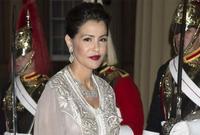 وُلِدَت في روما بإيطاليا (26 أغسطس 1962م) لما كانت العائلة الملكية تقضي العطلة الصيفية هناك.