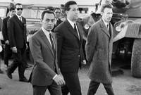خلال سنوات التي قضاها هاربًا خارج الجزائر، لم يتوقف نضاله من أجل استقلال بلاده عن الاحتلال الفرنسي