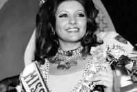 كما مثّلت لبنان في مسابقة ملكة جمال الكون عام 1971، وفازت باللقب لتكون أول لبنانية وشرق أوسطية تفوز بلقب ملكة جمال الكون