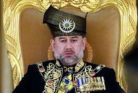 يعد السلطان محمد الخامس واحد من أصغر ملوك ماليزيا سنا