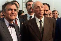 ثم في عام 1953 أصبح عضوًا في حركة انتصار الحريات الديمقراطية