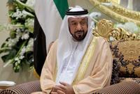 انتخبه المجلس الأعلى للاتحاد رئيساً للدولة في 3 نوفمبر 2004
