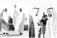 ولد الشيخ خليفة بن زايد في المنطقة الشرقية لإمارة أبوظبي، وتلقّى تعليمه الأساسي بمدينة العين، حاضرة المنطقة ومركزها الإداري.
