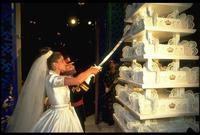 وأقاما حفل زفاف أسطوري