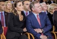 صور متنوعة للملك عبدالله وزوجته الملكة رانيا