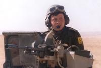 بعد تخرجه من أكاديمية ساندهيرست العسكرية الملكية بدأ في الجيش العربي قائدا لسرية في كتيبة الدبابات الملكية/17 عام 1989م